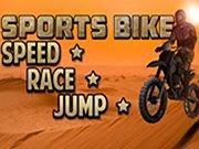 Sports Bike: Speed – Race – Jump
